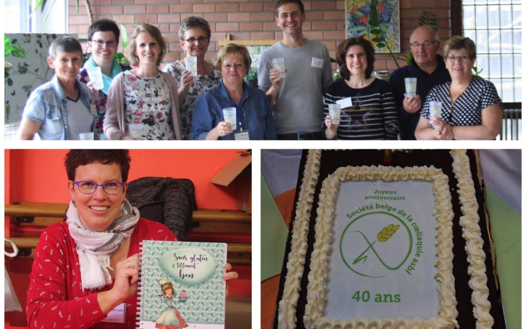 La Société Belge de la Cœliaquie : des bénévoles au service des personnes coeliaques